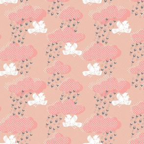 Rain Galahs - Pink