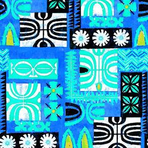 Tahitian Tapa 1d
