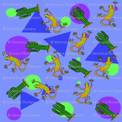 Gecko Shapes