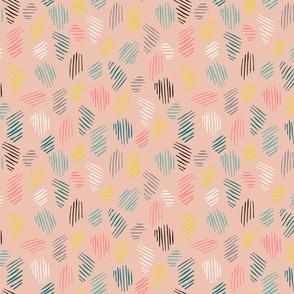 Bird Scratchings - Pink