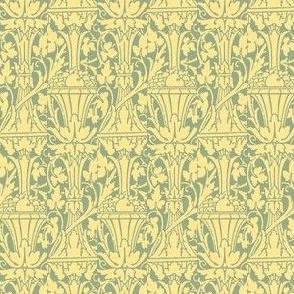 Hubbard Vases Loeb Green