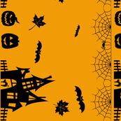 Halloween border print-ed