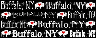 Buffalo, NY (Red Hearts)
