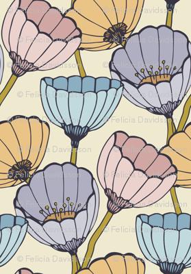 Anemone colours
