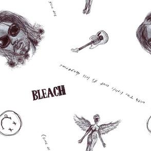 Nirvana Sketchbook Toss