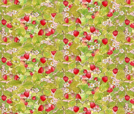 Strawberry_print_allover_with_bees_smaller_shop_preview