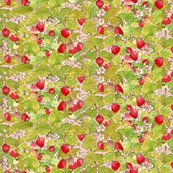 Strawberry_print_allover_with_bees_smaller_shop_thumb