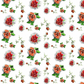 scattered_roses2