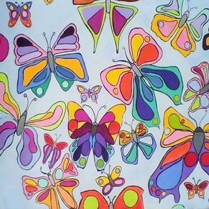 Butterflys Vlinders