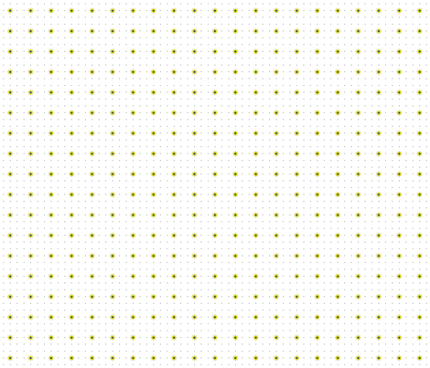 Butterfly_Garden_yellow_flowers fabric by france_nadeau on Spoonflower - custom fabric