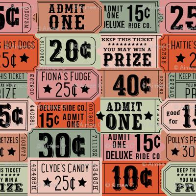 State Fair Tickets