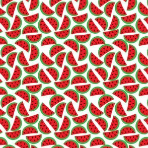 Summer Watermelon Pattern