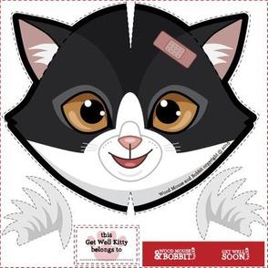 Get Well Kittie face 02