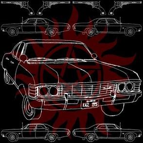 Impala, '67 the Baby