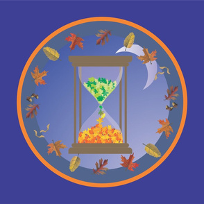 Autumn Hourglass