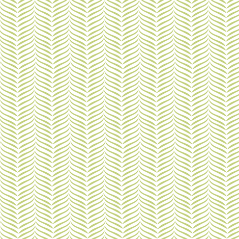 Zebra Stripe Green fabric by lissad on Spoonflower - custom fabric