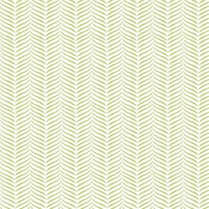 Zebra Stripe Green