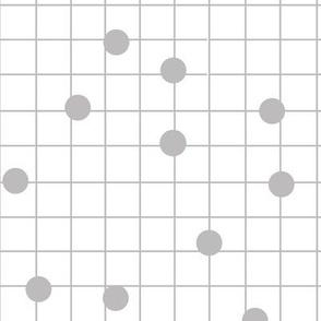 dot line grey