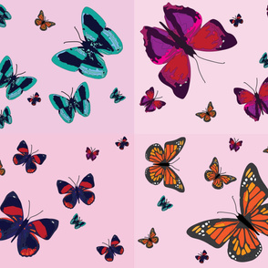 For The Butterflies