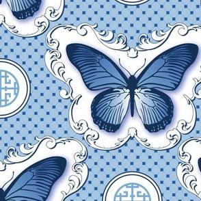 Bluetterfly Coordinates
