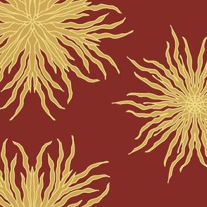 Kelp (burg gold)