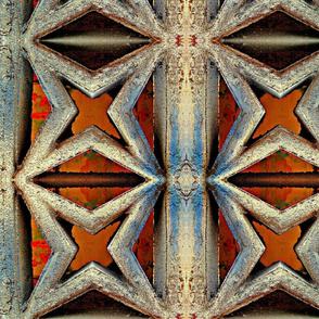 Cement Starburst