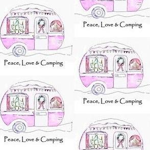Glamping Camping Christmas