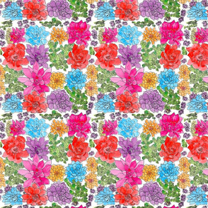 Flower Power by Offhand Designs