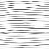stripes black on white