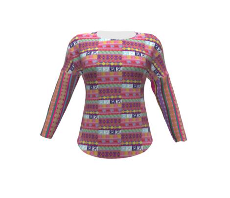 Andean Textile Dos