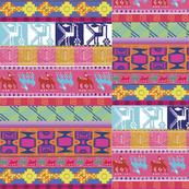 Andean Textile Cinco