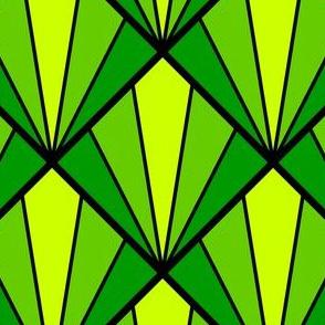 deco diamond 5K : green