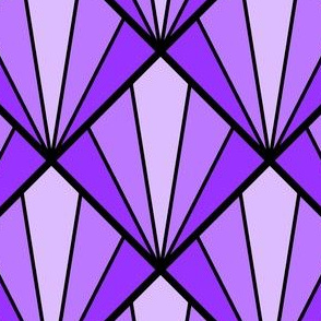 04502270 : deco diamond 5K : violet mauve