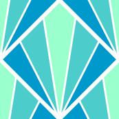 deco diamond 5W : arctic blue