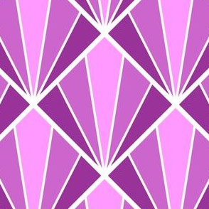 deco diamond 5W : magenta purple