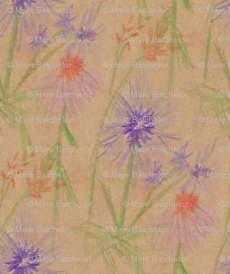 August garden fabric atlas tootsie spoonflower for August garden designs