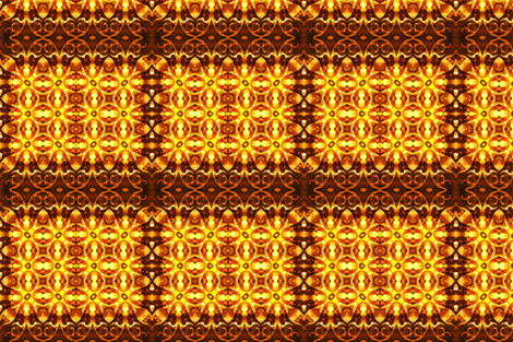 Arabeska_4_8x8_02 fabric by stradling_designs on Spoonflower - custom fabric