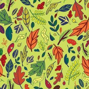 Leaf Path in Sage