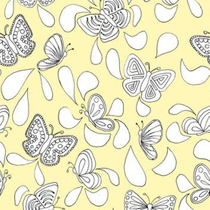 Butterfly Talk_Yellow