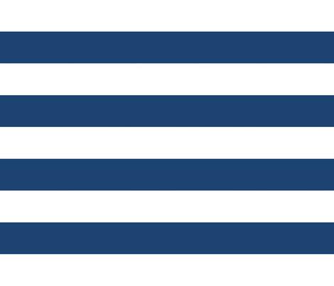 Nautical Stripes fabric by kiniart on Spoonflower - custom fabric