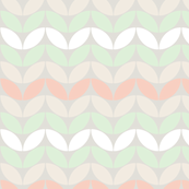 Wedding knit tricolor by Su_G