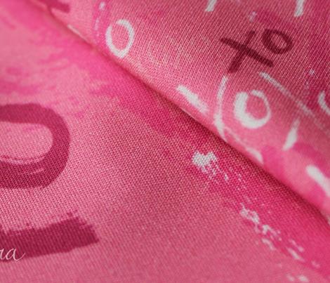 XOXOXO Pink
