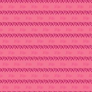 XOXOXO-Row-Pink