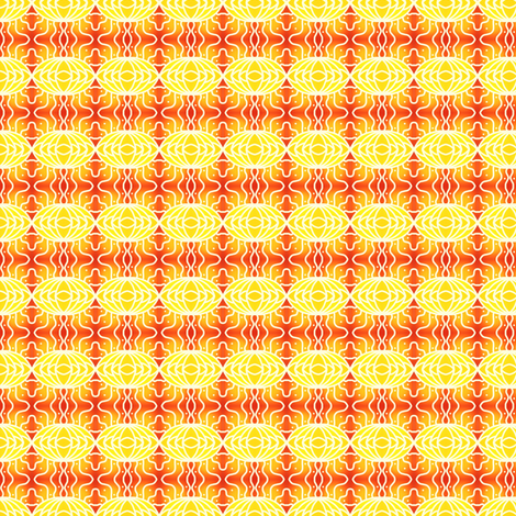 Hot Rum with Lemon Drops fabric by eve_catt_art on Spoonflower - custom fabric