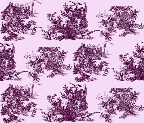 Rjurassic_toile_pink_wash_shop_preview
