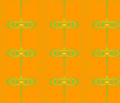 hot summer fabric by galina_bolshakova on Spoonflower - custom fabric
