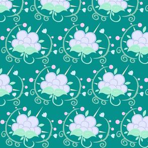 Beadwork Botanical - Pastel