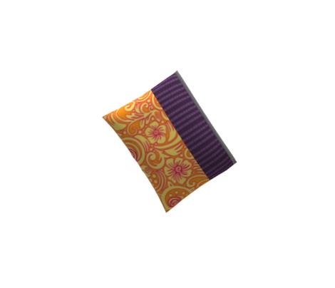 Happy Stripe - Purple