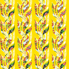 Eucalypt Leaf