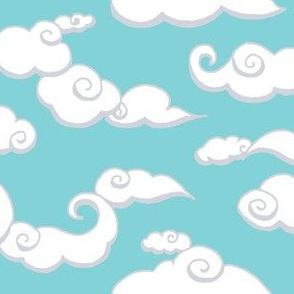 Clouds: Day